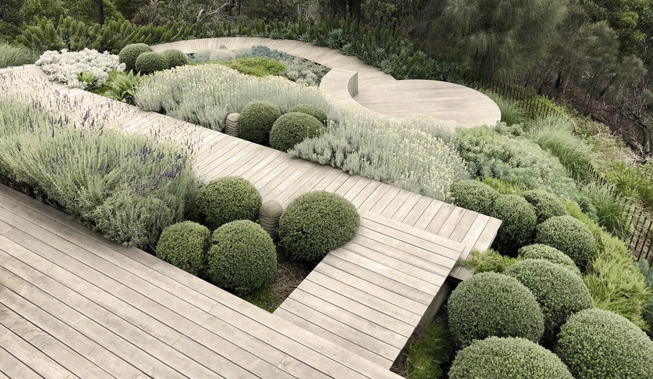 Ландшафтный дизайн и озеленение территории